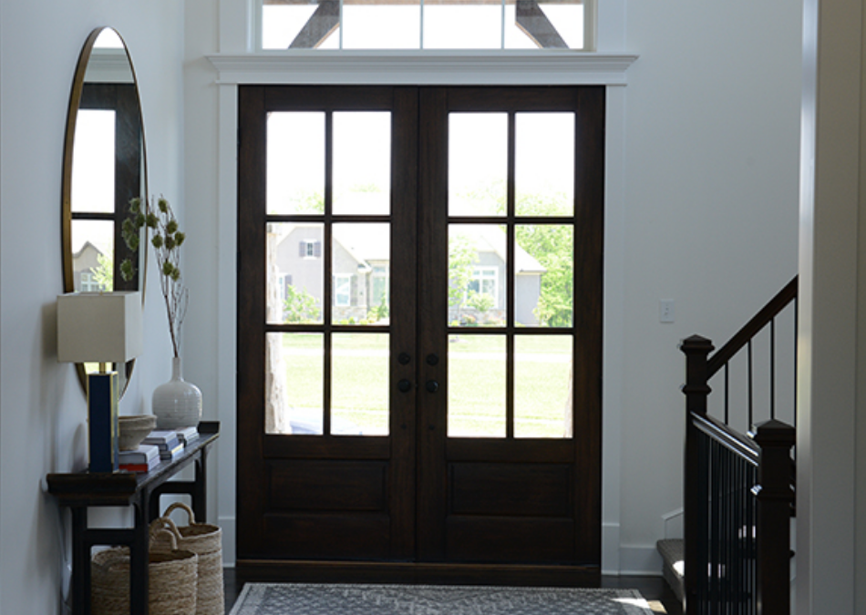Rosehill House | Living + Entryway