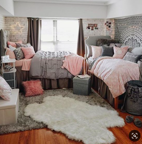 DESIGN INSPO | DORM ROOMS