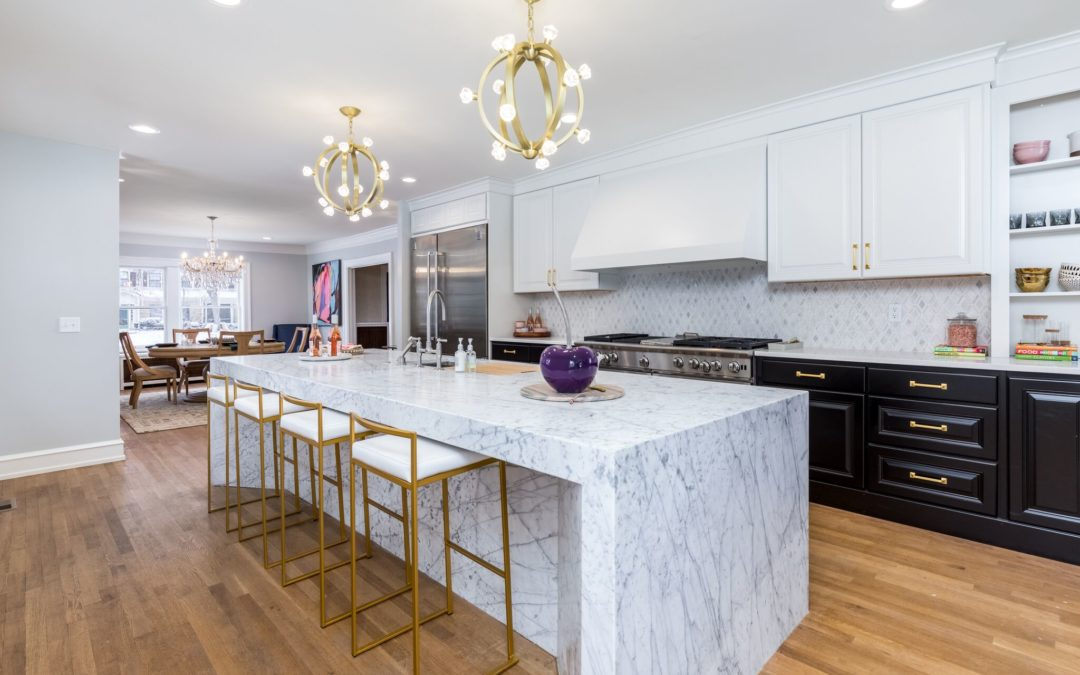 BELLEVIEW | KITCHEN & LIVING