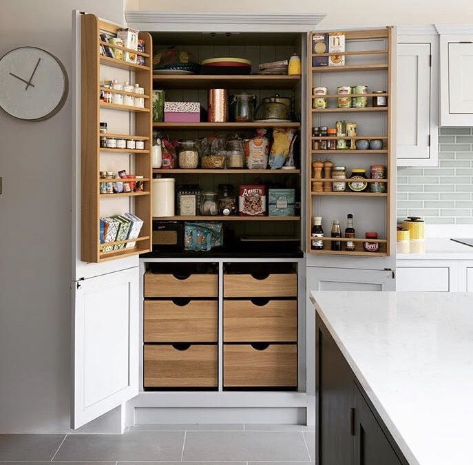 DESIGN INSPO | PANTRY GOALS